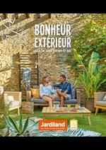 Prospectus Jardiland : Bonheur extérieur