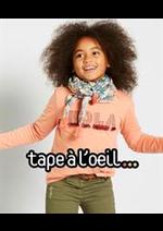 Prospectus Tape à l'oeil : Collection Fille