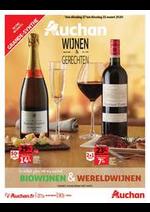 Prospectus Auchan : Sélection Spéciale Foire aux vins