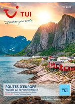 Promos et remises  : Routes d'Europe Été 2020