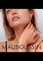 Catalogues et collections MAUBOUSSIN : Mode Femme