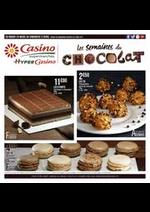 Promos et remises  : Les semaines du chocolat