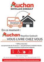 Services et infos pratiques Auchan : livraison domicile