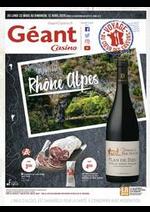 Prospectus  : Savoureuses Rhône alpes