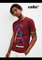 Prospectus Celio : Collection T-Shirts