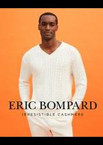 Catalogues et collections Eric Bompard : Collection Printemps Homme