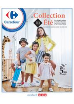 Prospectus Carrefour : La collection Tex Eté