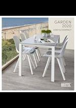 Prospectus Overstock Garden : Mobilier de jardin