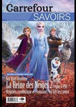 Prospectus Carrefour : Savoirs Avril