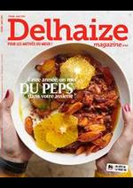 Prospectus Proxy Delhaize : Proxy Delhaize Magazine