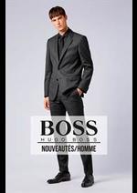 Prospectus Hugo Boss : Nouveautés / Homme