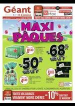 Prospectus  : Maxi Pâques