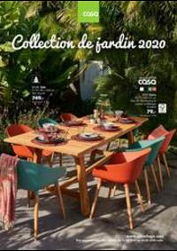 Prospectus Casa TRANS-EN-PROVENCE : Collection de jardin 2020