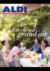 Prospectus Aldi MALONNE : La vie au grand air