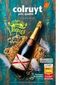 Prospectus Colruyt BLANKENBERGE : Prix Qualitee