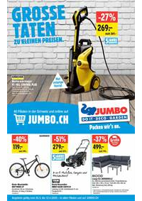 Prospectus Jumbo Maximo Allmendingen b. Bern : Jumbo Prospekt