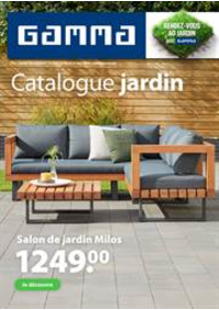 Prospectus GAMMA SINT-TRUIDEN : Catalogue jardin