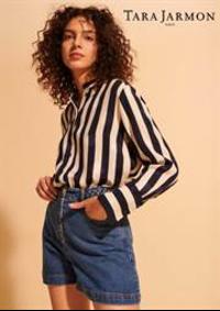 Prospectus Tara Jarmon NEUILLY-SUR-SEINE : Collection Tops Femme