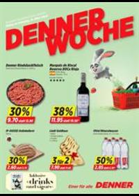 Promos et remises DENNER Bern - Brunnmattstrasse : Denner Woche KW 14