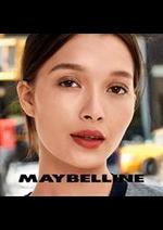 Prospectus Maybelline : Les Nouveautés Femme