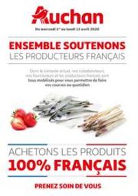 Services et infos pratiques Auchan PUTEAUX : Catalogue Auchan
