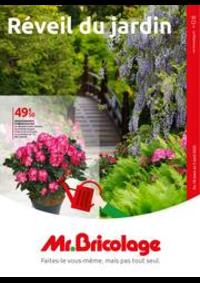 Prospectus Mr Bricolage PARIS 11 : Réveil du jardin