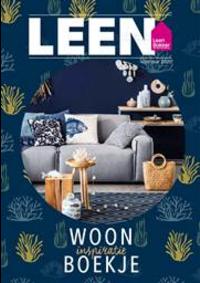 Prospectus Leen Bakker WATERLOO : Leen inspiratie magazine