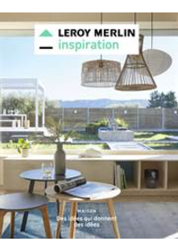 Prospectus Leroy Merlin Theix : Guide Inspiration Maison