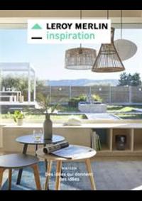 Prospectus Leroy Merlin Bonneuil-sur-Marne : Guide Inspiration Maison