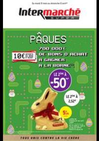 Prospectus Intermarché Super Vannes ROUTE DE NANTES : PÂQUES