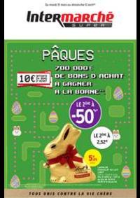 Prospectus Intermarché Super Saint-Ave : PÂQUES