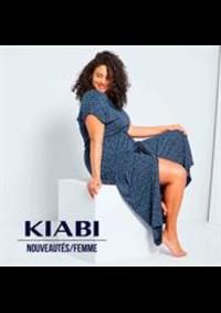 Prospectus Kiabi TOURVILLE LA RIVIERE : Nouveautés / Femme