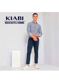 Catalogues et collections Kiabi Morteau : Nouveautés  Homme