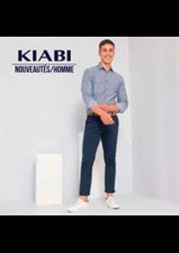 Prospectus Kiabi SAINT BRICE S/s FORET : Nouveautés / Homme