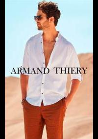 Prospectus Armand Thiery ARCUEIL : Nouveautés / Homme