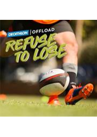 Catalogues et collections DECATHLON ALLEUR : Refuse to lose Kollection