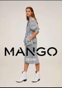 Catalogues et collections MANGO Genk : Denim Styles   Lookbook