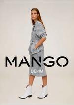 Catalogues et collections MANGO : Denim Styles | Lookbook