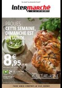 Prospectus Intermarché Super Neuilly Plaisance : PÂQUES