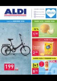 Prospectus Aldi ZOUTLEEUW : Folder Aldi