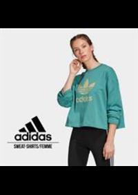 Catalogues et collections Adidas Originals store le Marais : Sweat-Shirts  Femme