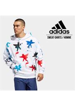 Catalogues et collections Adidas : Sweat-Shirts  Homme