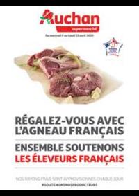 Bons Plans Auchan ISSY LES MOULINEAUX : Catalogue Auchan