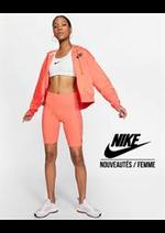 Catalogues et collections Nike : Nouveautés  Femme