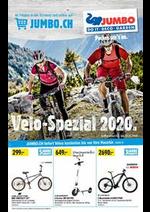 Prospectus Jumbo : Velo-Spezial 2020