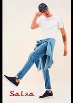 Catalogues et collections Salsa : Jogger Jeans