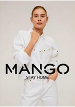 Catalogues et collections MANGO : Stay home