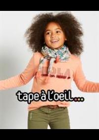 Catalogues et collections Tape à l'oeil : Collection Fille
