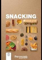 Prospectus Promocash : Carte snacking 2020-2021