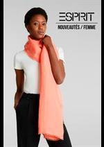 Catalogues et collections Esprit : Nouveautés  Femme